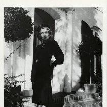 Image of Contance Bennett, circa 1942 - 1942 circa