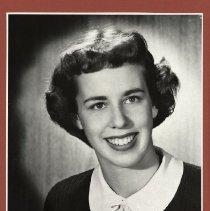 Image of Carol Burnett, circa 1950 - 1950 circa