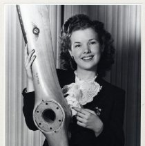 Image of Gale Storm, circa 1940s - 1940s circa