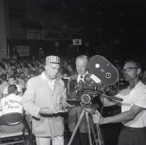 Image of Film Crew at Jaycee Convention, 1959 - 1959 circa