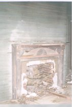 Image of Bedroom Mantle Stinson House