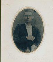 Image of Edwin Baten-July 1871