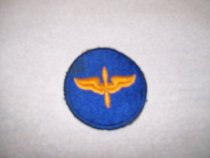 Image of 1997.042.034 - Patch, Military