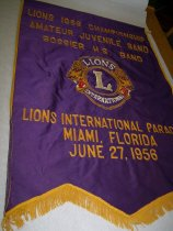 Image of 2006.040.005 - Banner