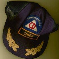 Image of 2008.049.090 - Cap, Baseball