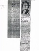 Image of Whittington obit
