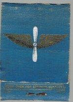 Image of Barksdale matchbook