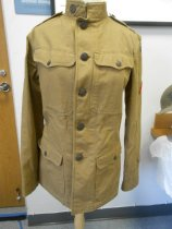 Image of 2010.013.001 - Uniform, Military