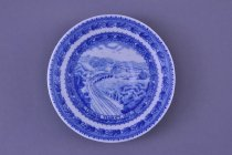 Image of 1956.095.019 - Saucer