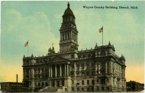 Image of Wayne County Building, Detroit, Mich