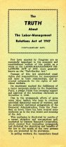 Image of 1948.228.008 - Handbill, Political