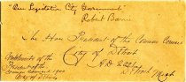 Image of 2001.061.013 - Envelope