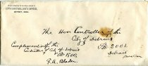 Image of 2001.061.022 - Envelope