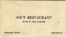 Image of 1964.210.017 - Card, Membership
