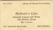 Image of 1964.210.020 - Card, Membership