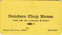Image of 1964.285.001 - Card, Membership