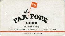 Image of 1964.285.011 - Card, Membership