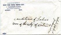Image of 2001.061.109 - Envelope