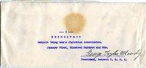 Image of 2001.061.115 - Envelope