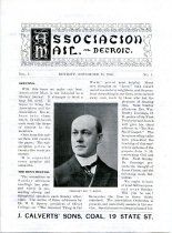 Image of 2001.061.116 - Newsletter