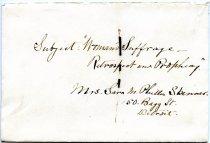 Image of 2001.061.145 - Envelope