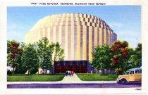 Image of Ford Rotunda, Dearborn, Michigan