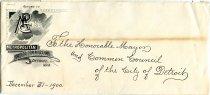 Image of 2001.061.172 - Envelope