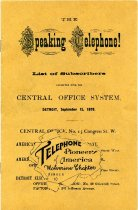 Image of 1948.067.001 - Directory, Telephone