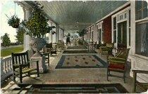 Veranda, Country Club, Detroit, Mich.