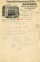 Image of 1955.107.009 - Invoice
