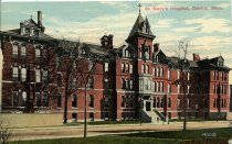 Image of St. Mary's Hospital, Detroit, Mich.