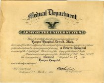 Image of 1964.070.025 - Certificate