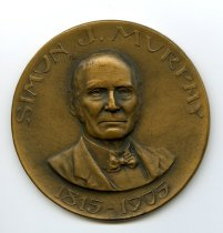 Image of 2012.004.038 - Medal, Commemorative