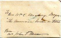 Image of 2001.061.184 - Envelope