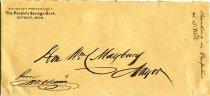 Image of 2001.061.190 - Envelope