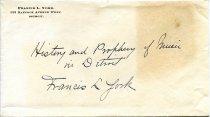 Image of 2001.061.191 - Envelope