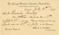 Image of 1951.032.003 - Bill