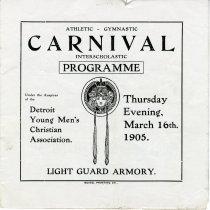 Image of 1951.104.015 - Program