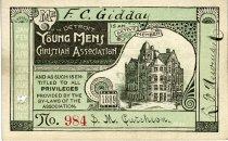 Image of 1953.194.004 - Card, Membership