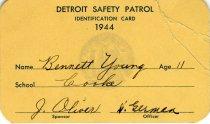 Image of 1960.189.003 - Card, Membership