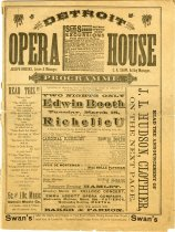 Image of 1952.340.009 - Program, Theater
