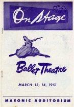 Image of 2002.034.004 - Program, Dance