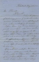 Image of 2004.060.009 - Letter