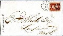 Image of 1954.243.001 - Envelope