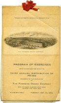 Image of 1955.325.087 - Program