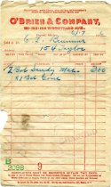 Image of 1954.222.015 - Bill-of-sale