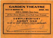 Image of 1937.058.002 - Ticket