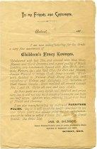 Image of 1955.024.001 - Advertisement
