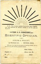 Image of 1957.085.001 - Advertisement