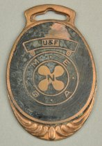Image of 2013.004.036 - Badge, Medal